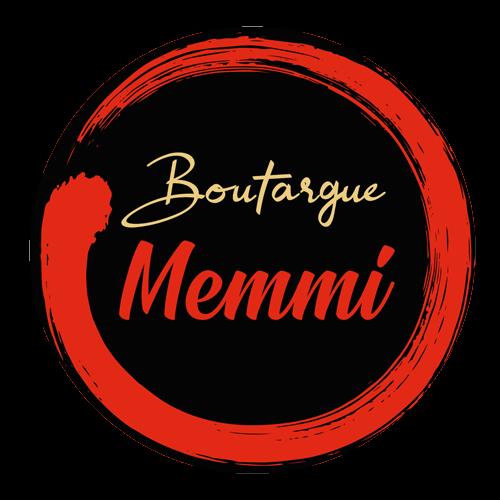 logo Memmi boutargue originale